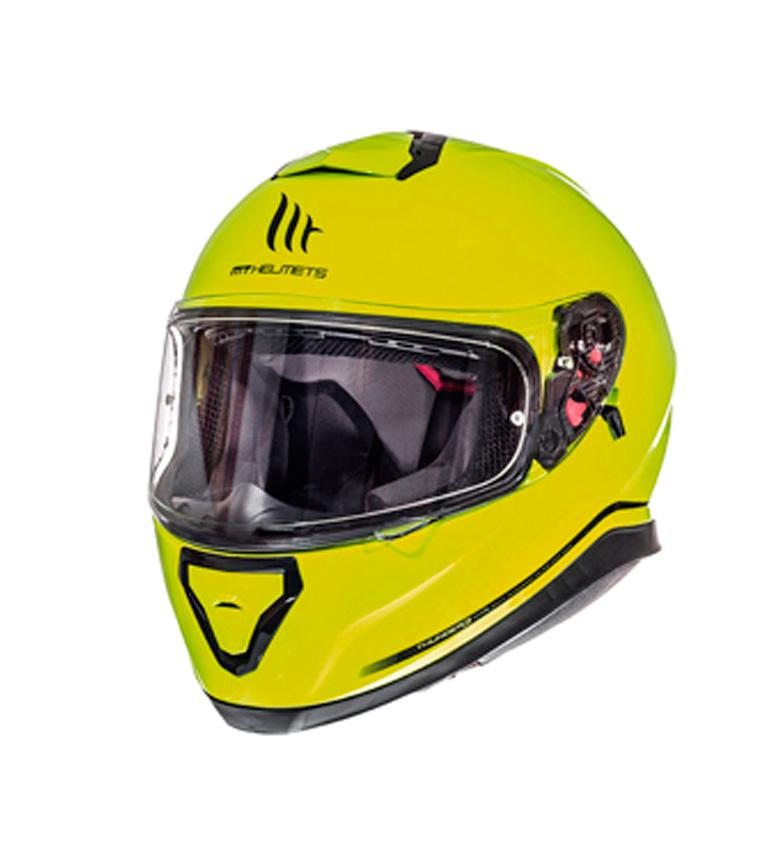 Comprar MT Helmets Casco integral MT Thunder 3 SV Solid amarillo