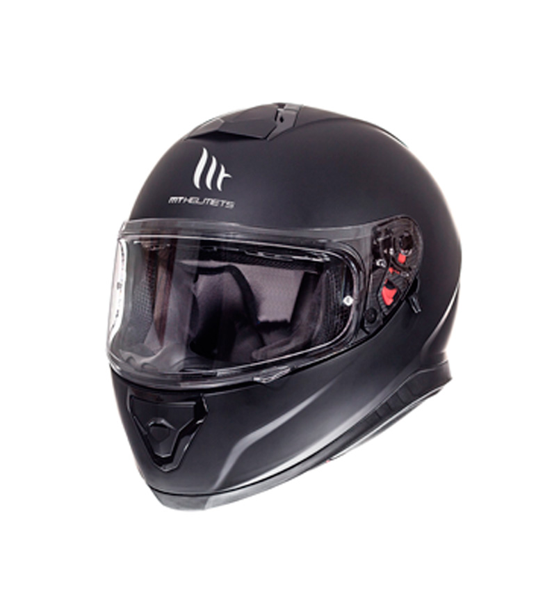 Comprar MT Helmets Casco integral MT Thunder 3 SV Solid negro mate