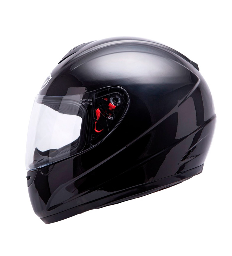 Comprar MT Helmets Casco integral MT Thunder Kids Solid negro