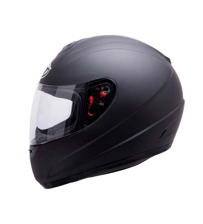 Comprar MT Helmets Casco integral MT Thunder Kids Solid  negro mate