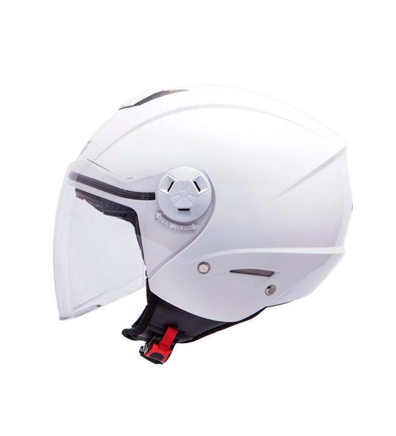 Comprar MT Helmets Capacete jato MT City Eleven SV Sólido branco