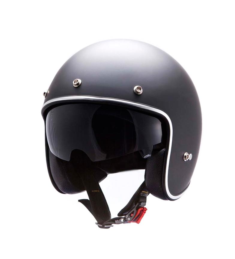 Comprar MT Helmets Casco jet MT Le Mans SV Solid negro mate