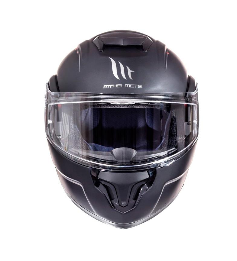 Comprar Mt Helmets Casco Modular Mt Atom Negro Mate