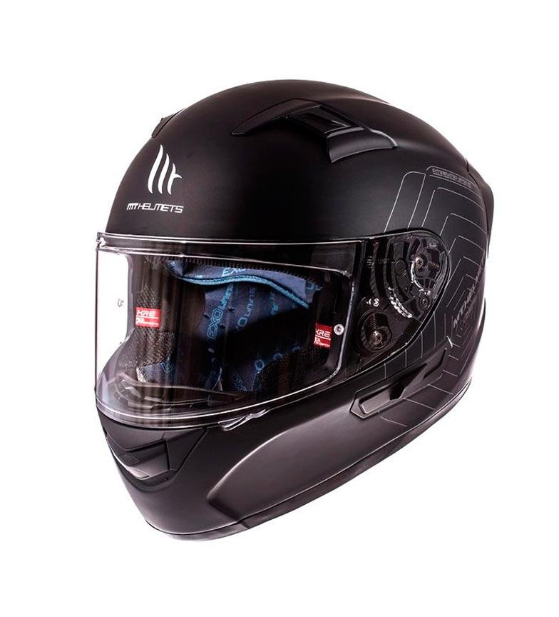 Comprar MT Helmets Casco MT Kre SV Solid  negro