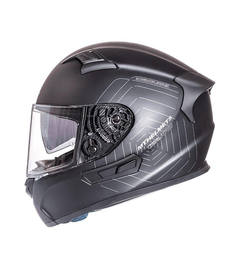 Comprar MT Helmets Capacete completo MT KRE SV Sólido preto fosco