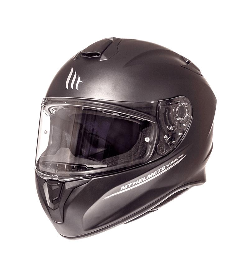 Comprar MT Helmets Full helmet MT Targo Solid A1 matt black