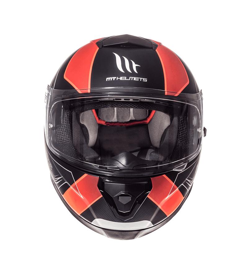 bdf10135 Comprar MT Helmets Casco integral MT Thunder 3 SV Trace negro ...