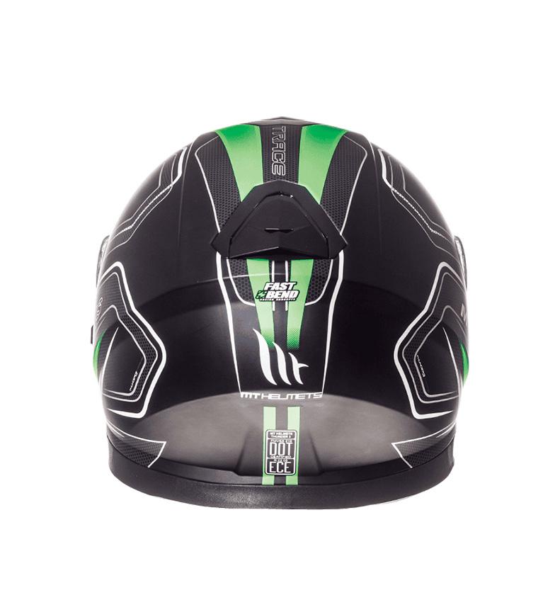 6a87ad5c Comprar MT Helmets Casco integral MT Thunder 3 SV Trace negro, verde ...