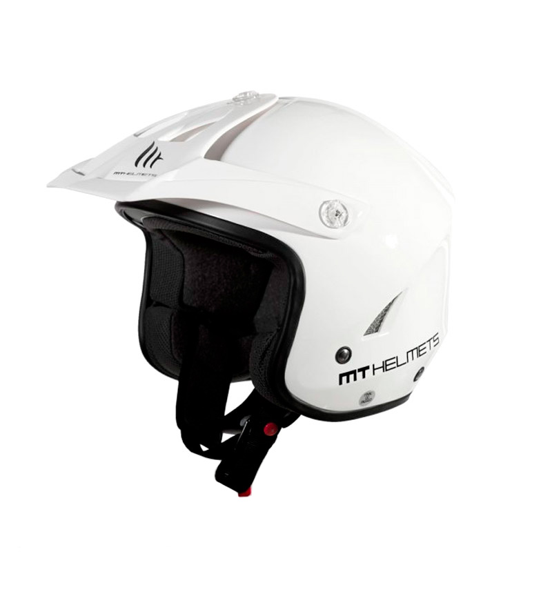 Comprar MT Helmets Casco trial MT Trial Tr-One blanco