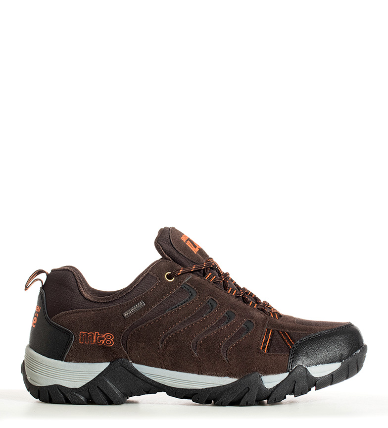 Comprar MT8 by Sweden Klë Zapatillas trekking Escudo marrón