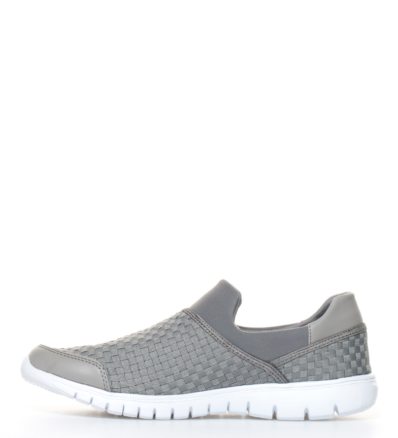 Ben Ben Zapatillas Much Much More More Zapatillas Gris More Much Gris 4AL35jRq