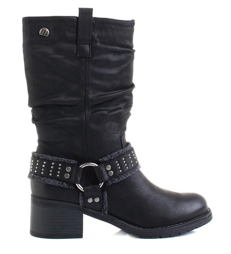 Comprar Mustang Boots 58565 black -heel height: 5,5cm