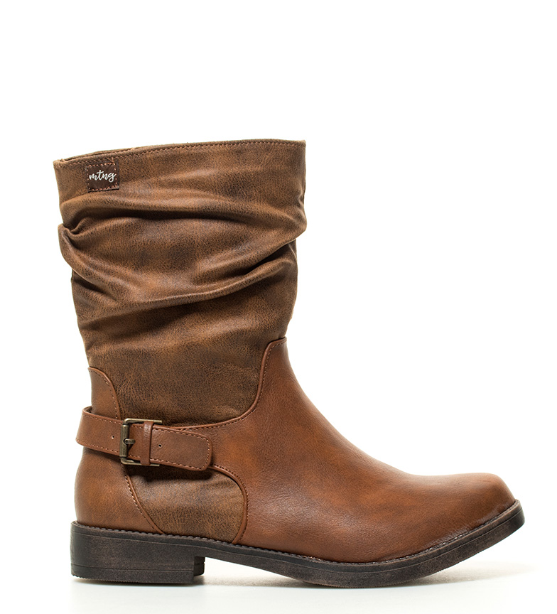 Comprar Mustang Brown Ketro boots