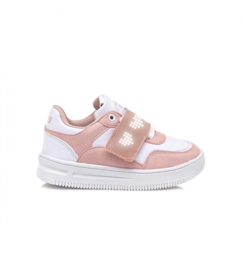 Comprar Mustang Kids Pink Trix Lights Shoes