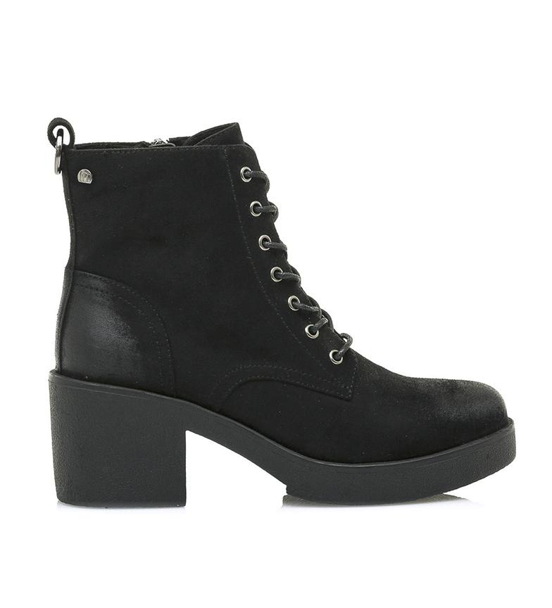 Comprar MTNG Eris ankle boots black -Heel height: 5 cm