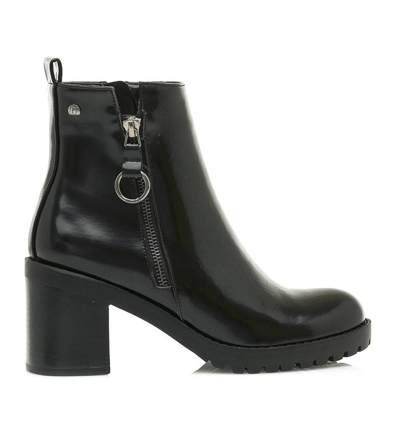 Comprar Mustang Botas de tornozelo Laima preto - Altura do calcanhar: 7,5cm