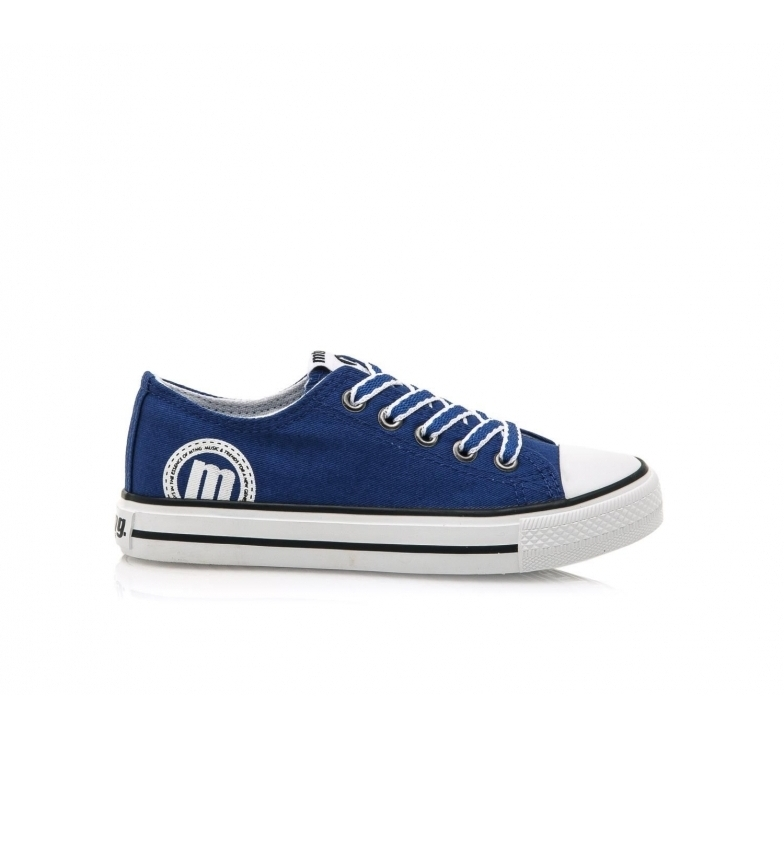Comprar Mustang Kids ShoesShoes Canvas blue