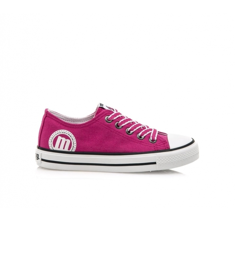 Comprar Mustang Kids ChaussuresSouliers Toile rose