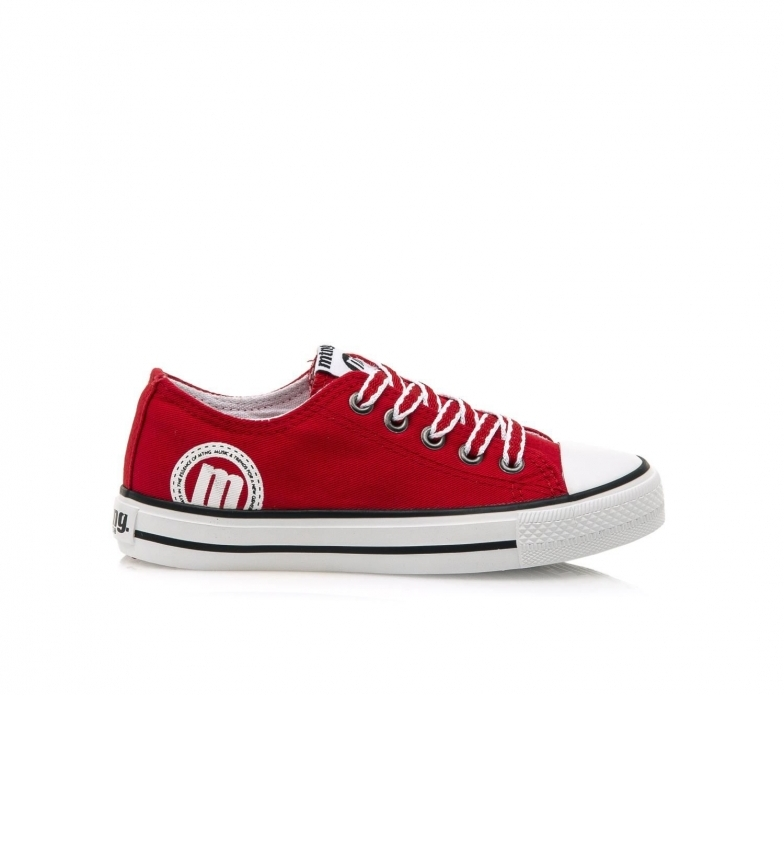 Comprar Mustang Shoes Canvas red