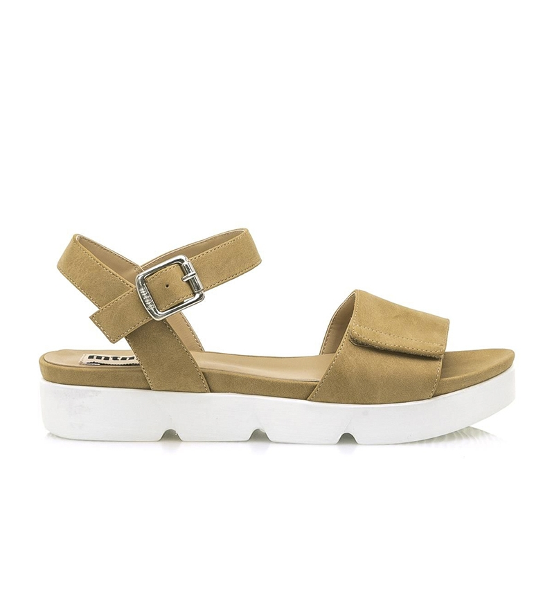 Comprar Mustang Leather Land sandals -heel height: 3cm