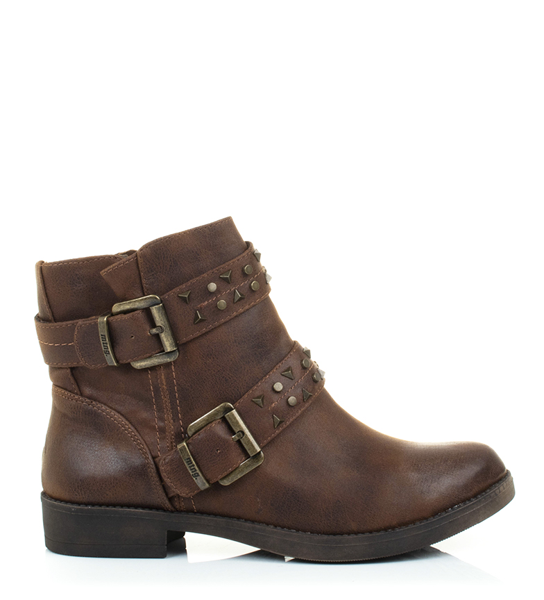 Comprar Mustang Botintines Thelma leather