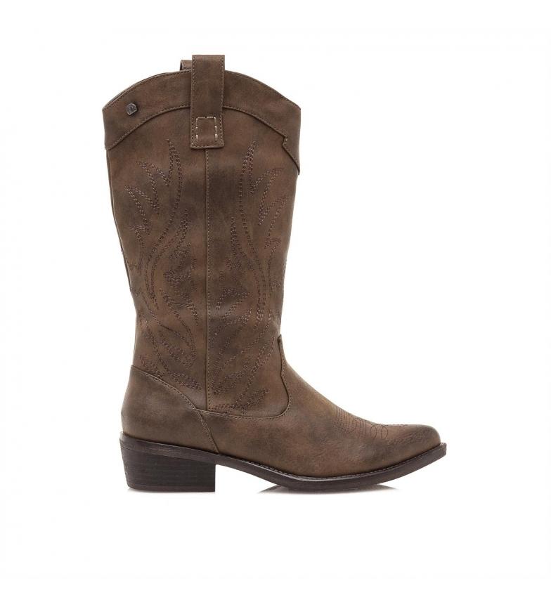 Comprar Mustang Brown Anubis Boots