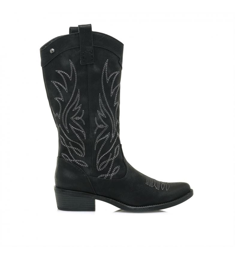 Comprar Mustang Black Anubis Boots