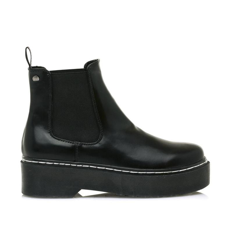 Comprar MTNG 58790 black ankle boots -Platform height: 4cm