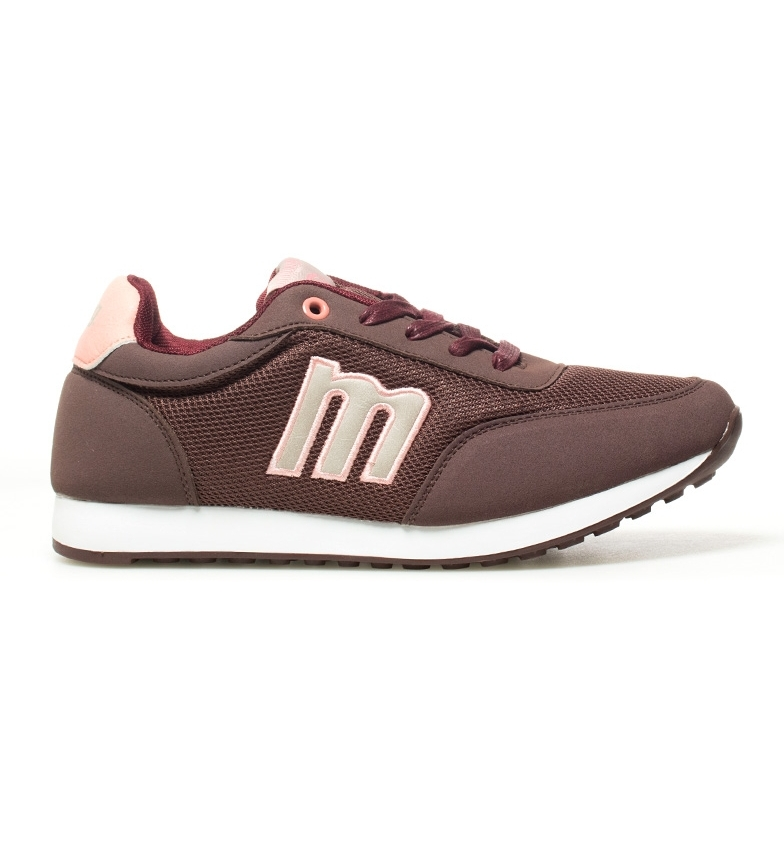Comprar Mustang Burgundy Jogging shoes, pink