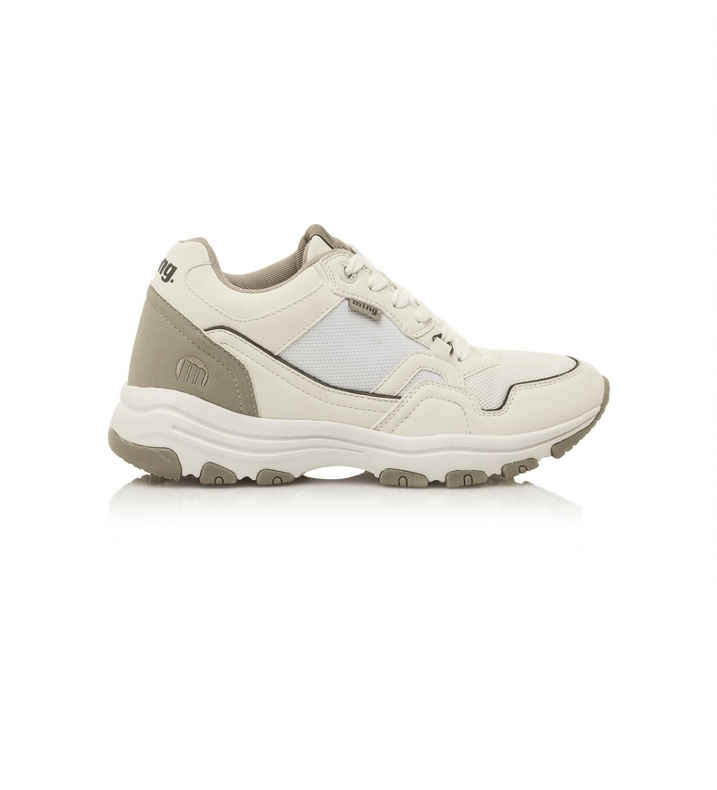 Comprar Mustang Serena shoes white -Sole height: 4cm