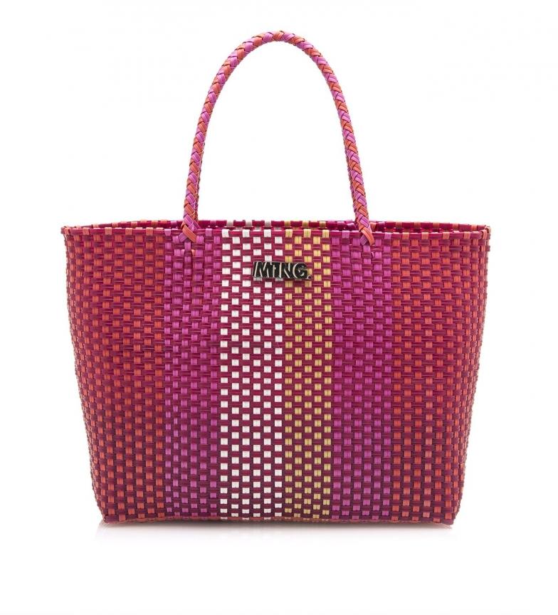 Comprar Mustang Bolso shopping Cherry multicolor -45x30x15cm-