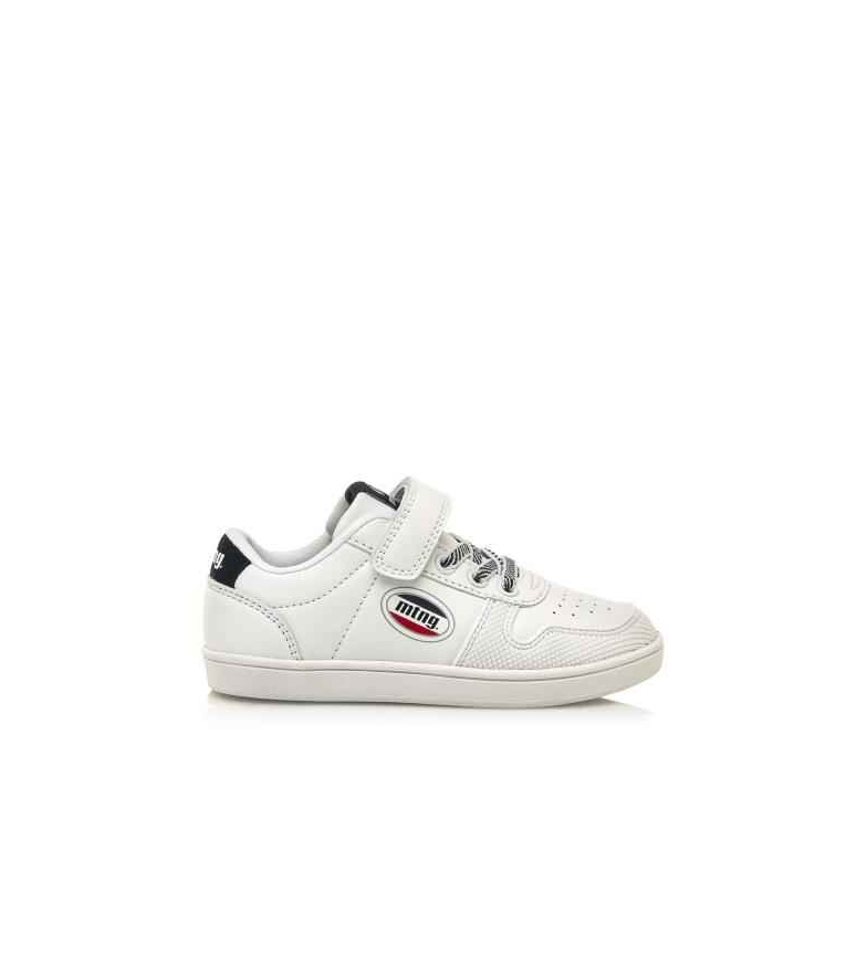Mustang Kids Sapatos 47993 branco