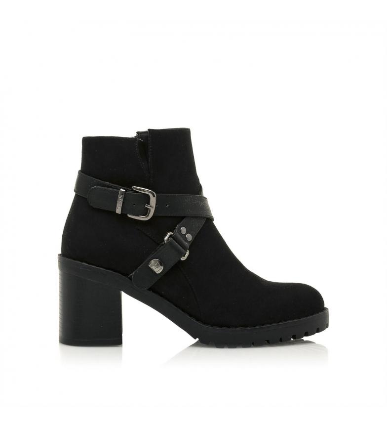 Comprar Mustang Mayi black boots -heel height: 7.5 cm