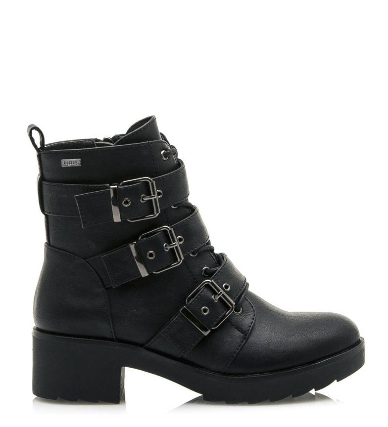 Comprar Mustang Elsa black boots -heel height: 5cm