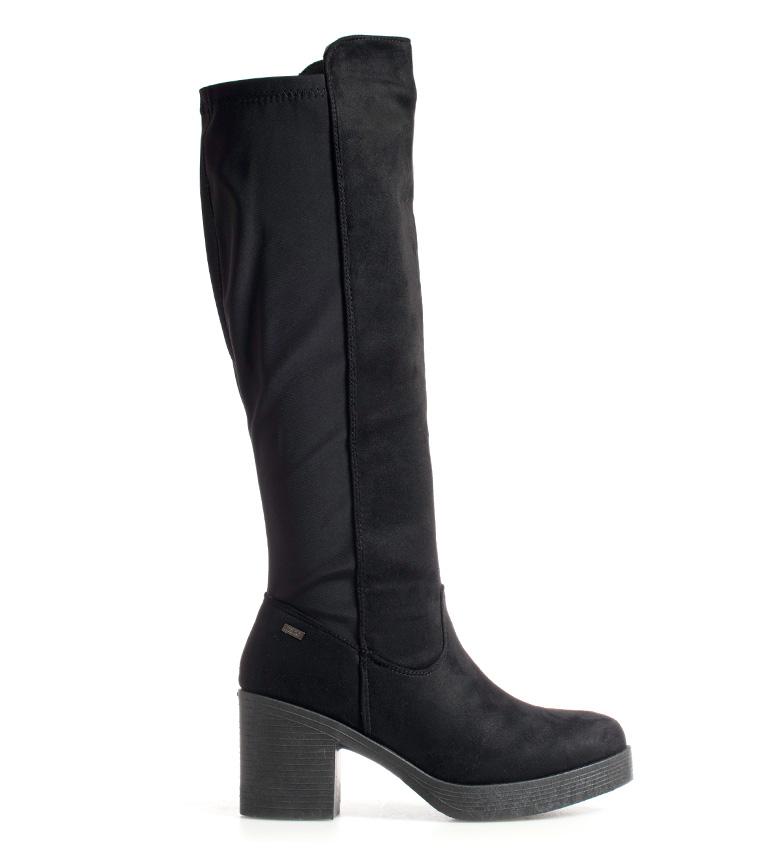 Comprar Mustang Lira black boots -heel height: 8cm-