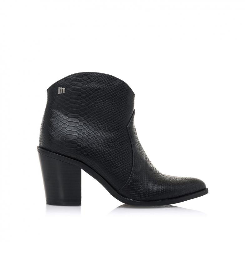 Comprar MTNG Stivaletti 50187 nero -Altezza tacco: 8 cm-