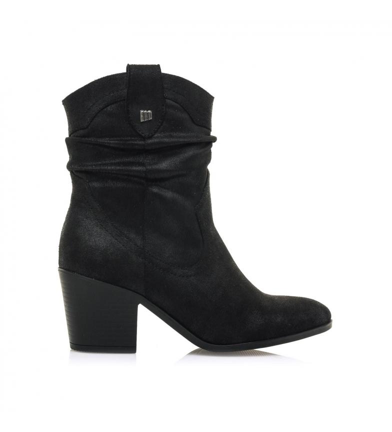 Comprar MTNG Stivaletti 50276 nero -Altezza tacco: 7cm-