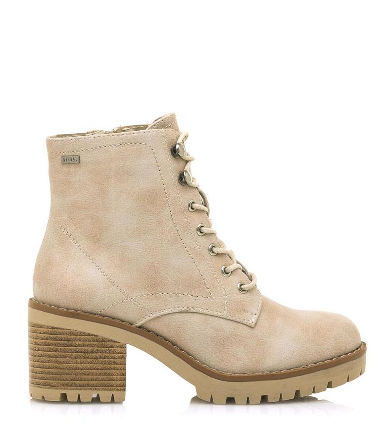 Comprar Mustang Glam sand boots -heel height: 7 cm