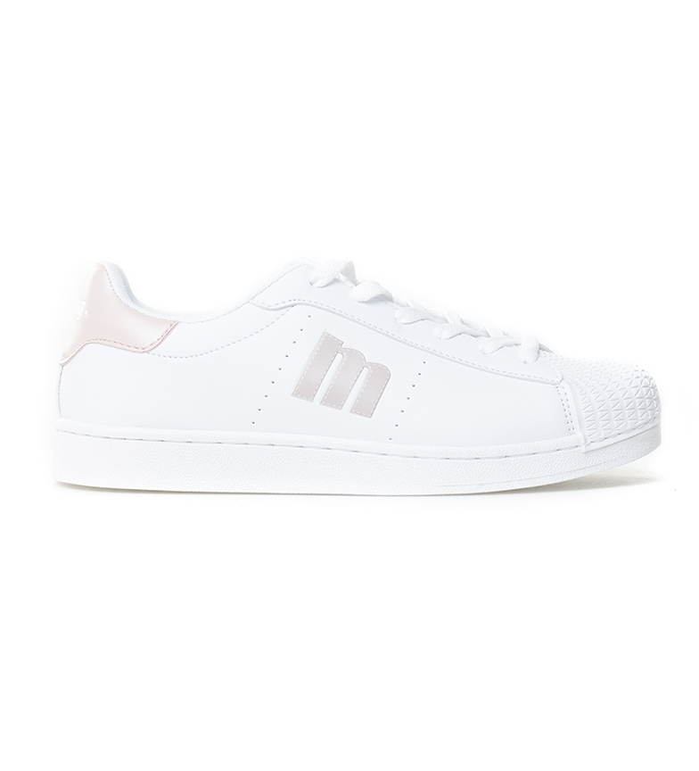 Comprar Mustang Agon baskets blanches, nues