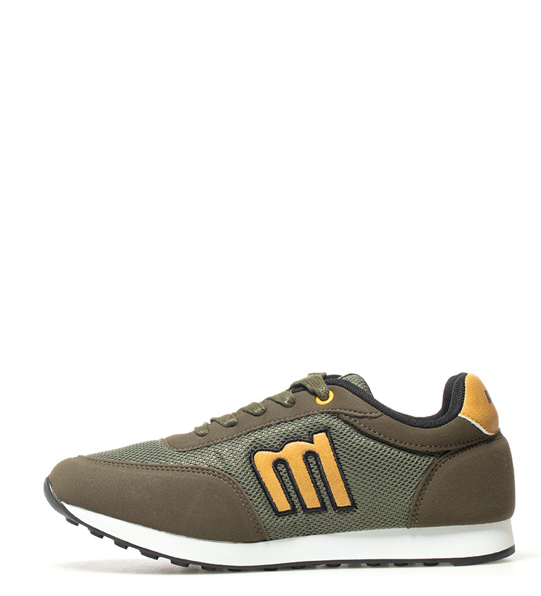 5d1423c430d Mustang - Sneakers Jogging Donna Tessuto Sintetico Basso Stringhe ...