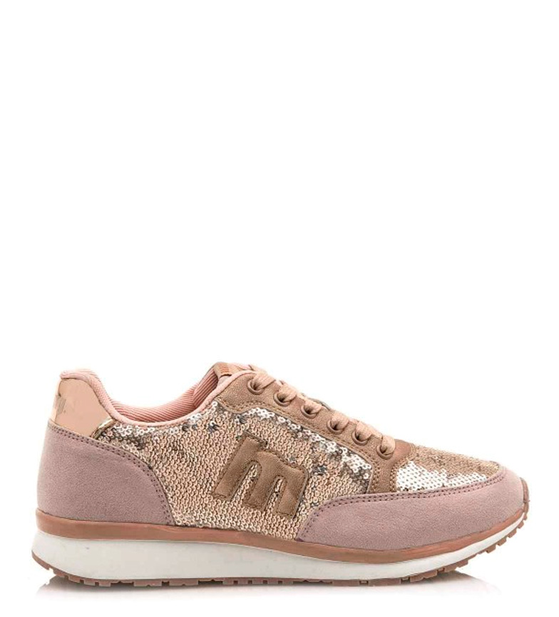 Comprar Mustang Ania nude sneakers