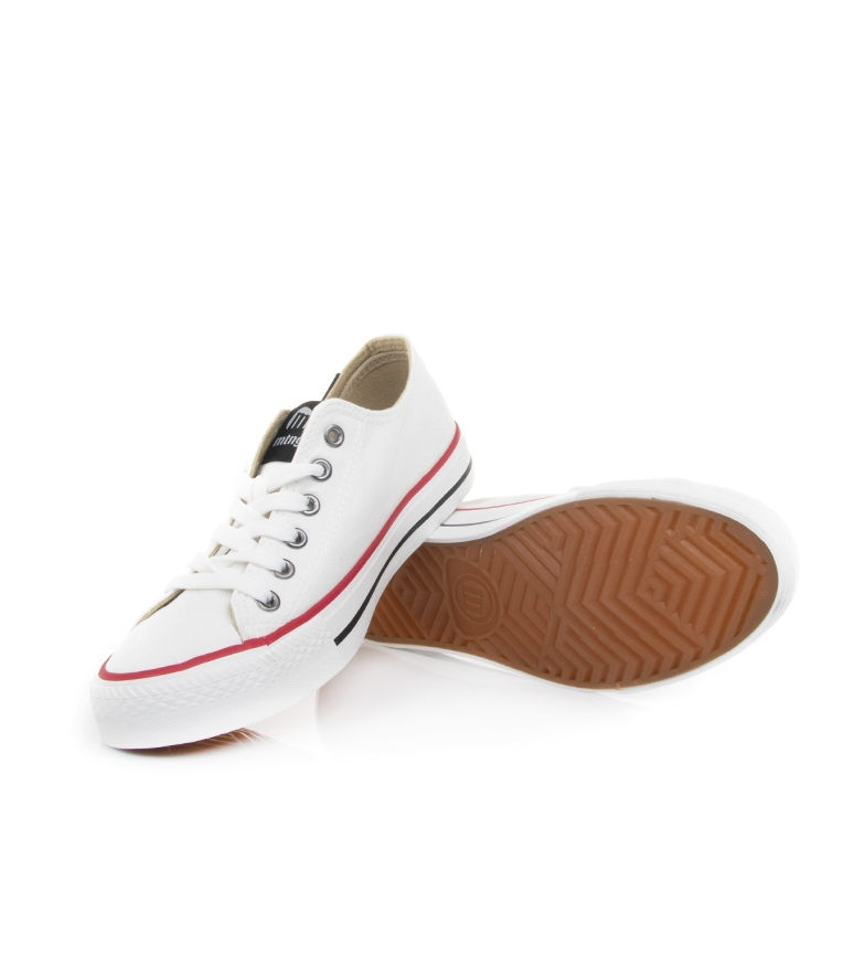 Comprar Mustang Trend Low white shoes