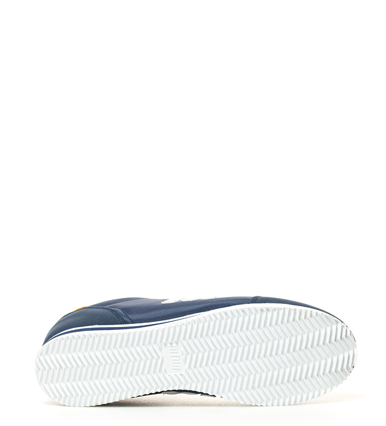 Mustang Zapatillas Chapo azul