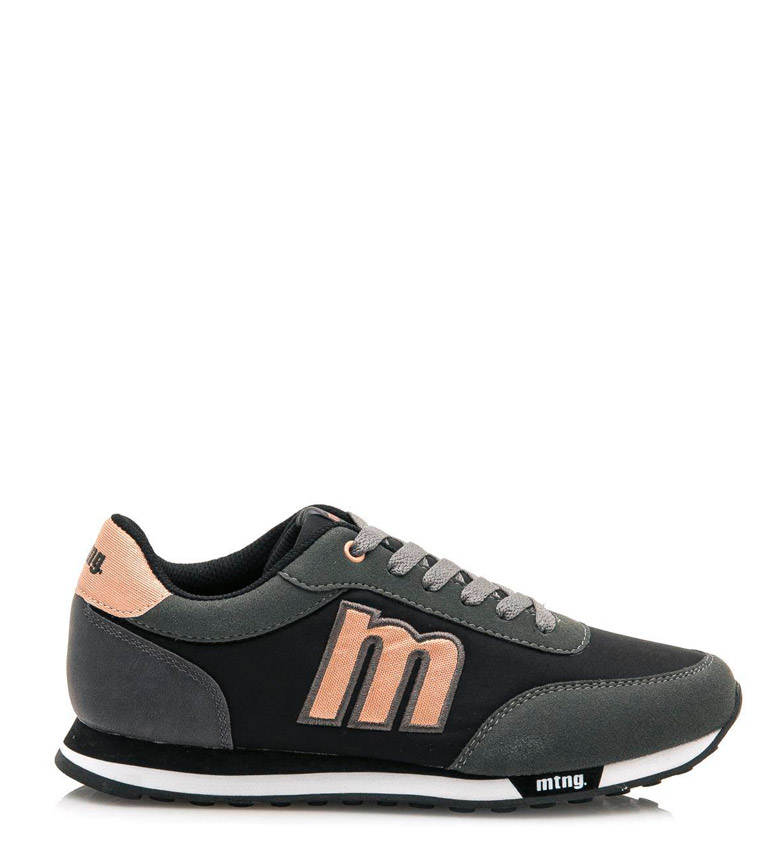 Comprar Mustang Anthracite Funner shoes, black, orange