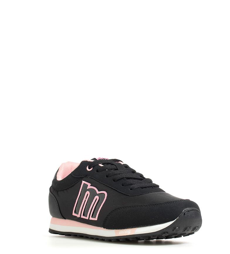 Mustang-Baskets-Funner-Femme-Tissu-Synthetique-Plat-Lacets-Casuel-Multicolore miniature 7