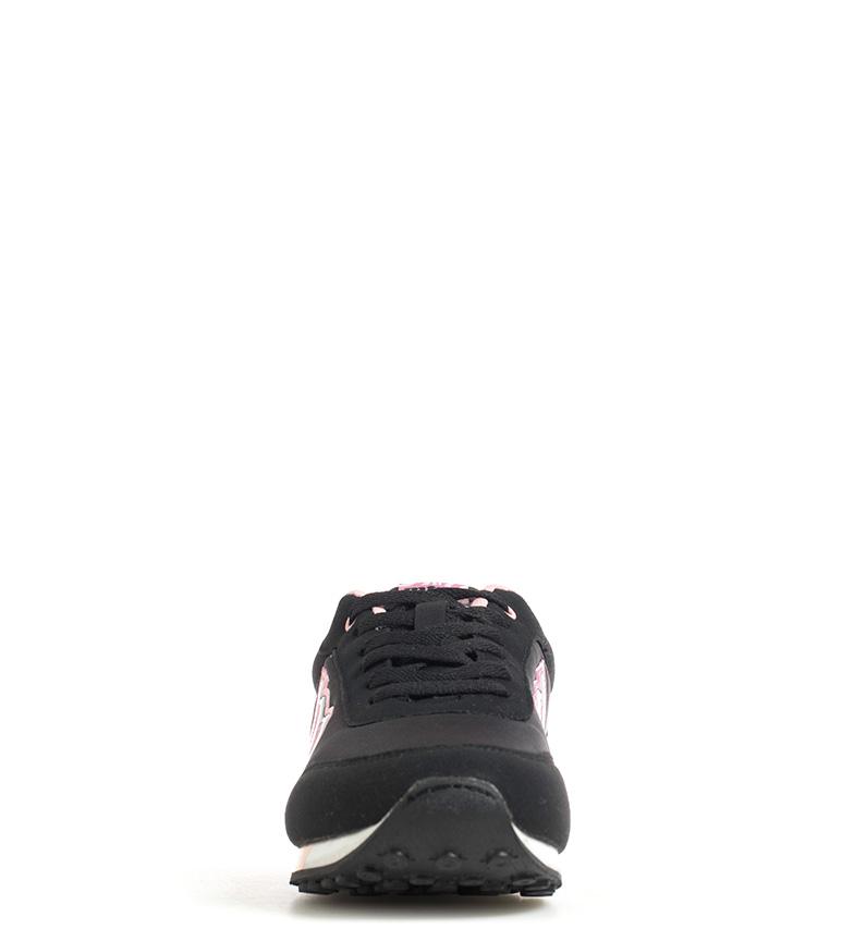Mustang-Baskets-Funner-Femme-Tissu-Synthetique-Plat-Lacets-Casuel-Multicolore miniature 8