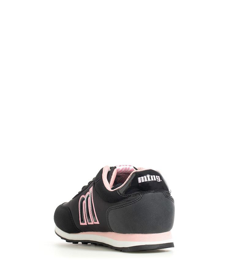 Mustang-Baskets-Funner-Femme-Tissu-Synthetique-Plat-Lacets-Casuel-Multicolore miniature 9