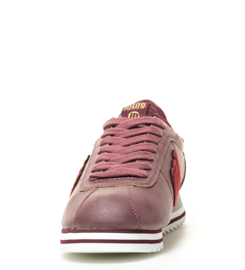 burdeos Grail Mustang Zapatillas burdeos Mustang Mustang Grail Mustang Zapatillas Zapatillas Grail burdeos Zapatillas RdZPPwq