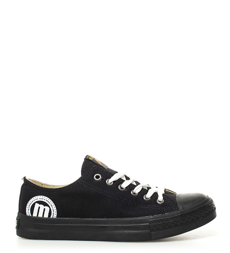 Zapatillas Mustang Trend negro Chica Lox wwrvq
