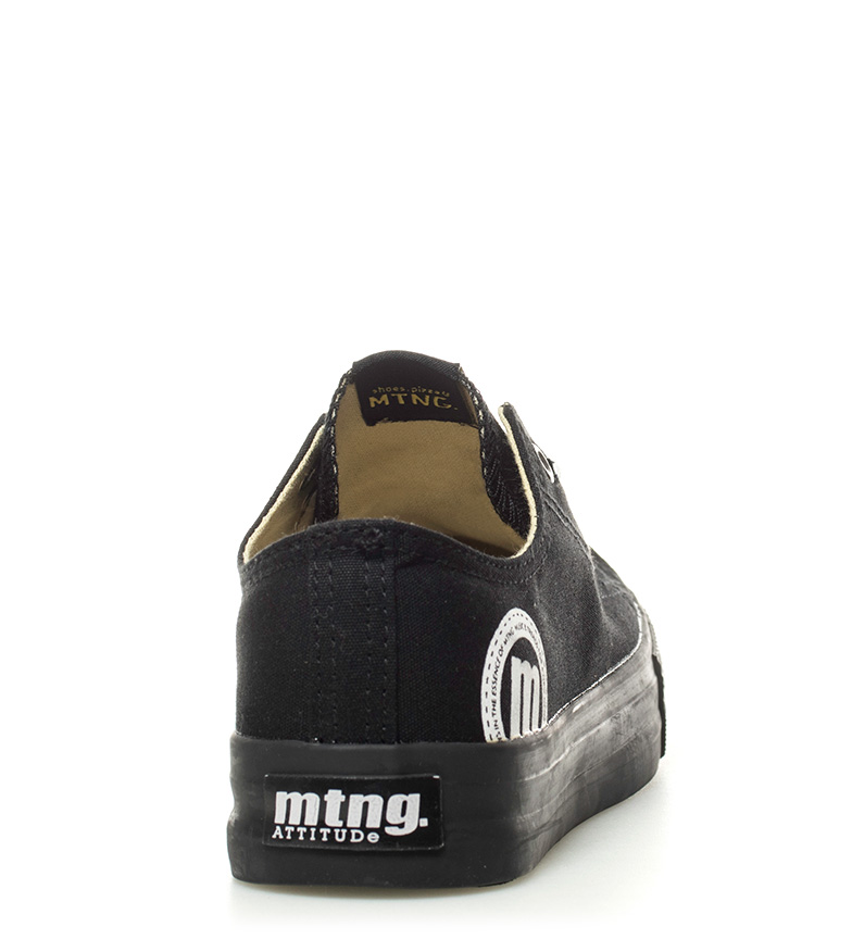 Mustang-Zapatillas-Trend-Low-Mujer-chica-Dorado-Blanco-Lila-Azul-Negro-Rosa miniatura 59